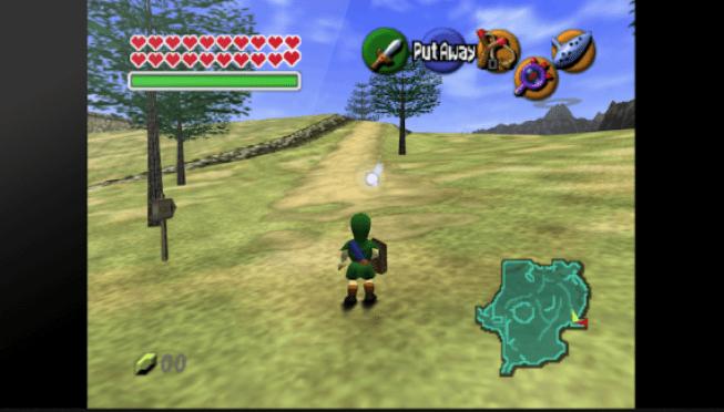MegaN64 nintendo emulator
