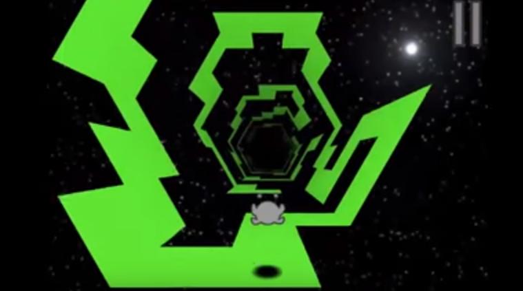 run 3 game screenshot