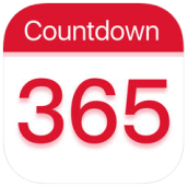 countdown count down holidays iphone app
