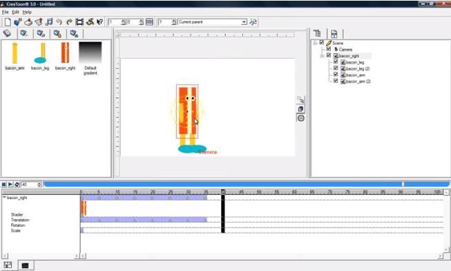 CreaToon animation tool