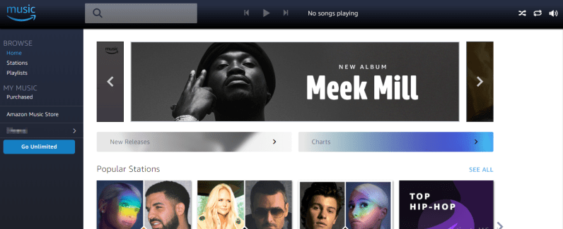 amazon music site