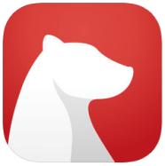 bear iphone app for to do list