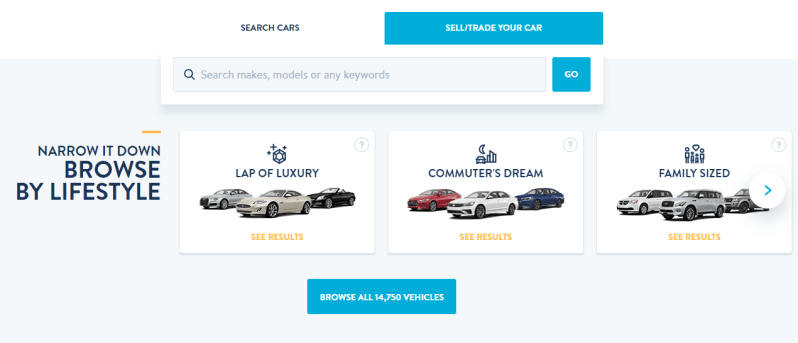 carvana site