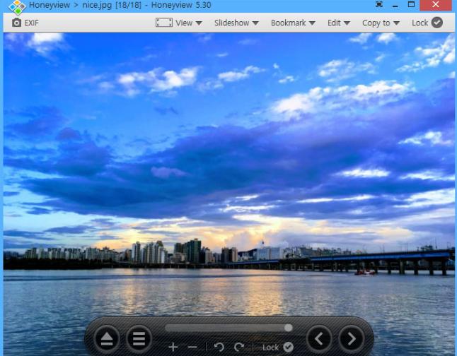 honeyview image viewer