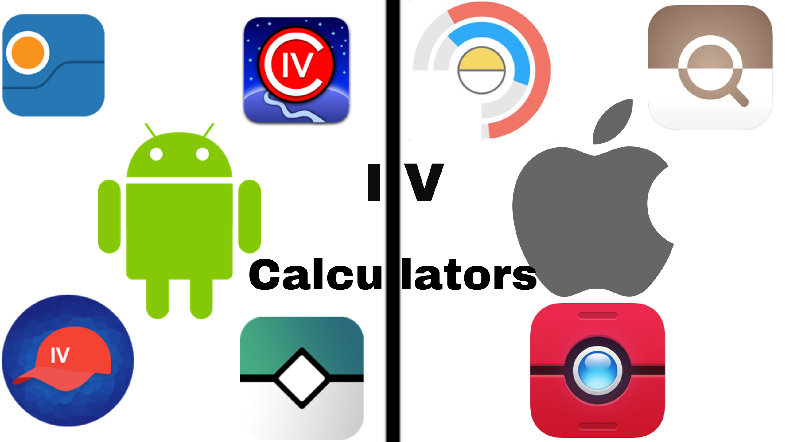 10 Best Pokemon Go IV Calculators for Android and iPhone
