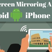 screen mirroring apps for android and iphone