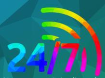 24 7 music dicord
