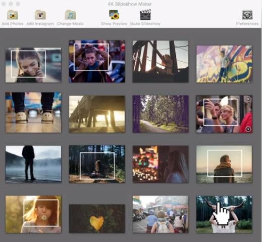 4k slideshow maker software
