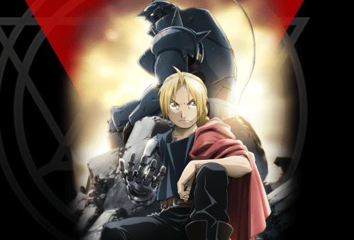 Fullmetal Alchemist Brotherhood anime watch
