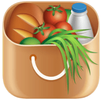 Grocery List with Sync for iphone