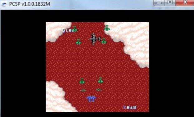 PCSP PSP Emulator