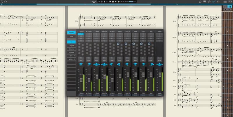 PreSonus Notation 6 software