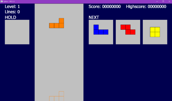 SphiNX emulator