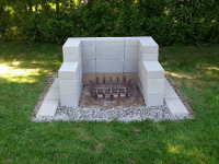 7 Awesome Cinder Block Fire Pit Ideas ...