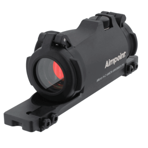 Aimpoint� Micro H-2 with a factory installed rail mount for semi-automatic shotguns (dovetail 11.0-13.0mm)