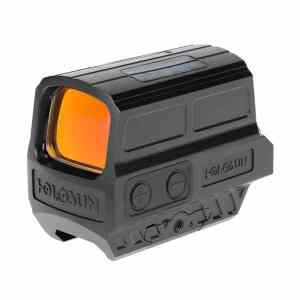 Holosun HE512C-GD Orange Dot / Circle Dot Reflex Sight With Solar Panel