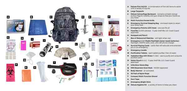 readywise hunters survival kit