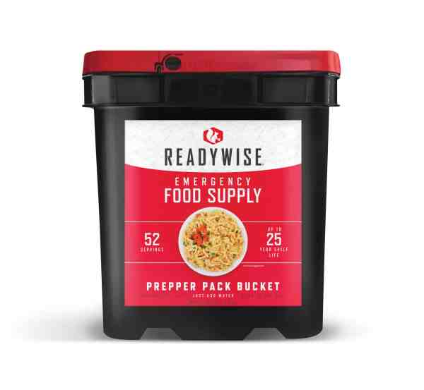 Prepper Pack (52 Serving)