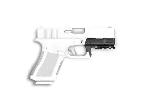 Recover Tactical - Glock 19 Gen 1 and 2 Picatinny Rail