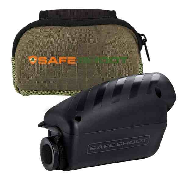 SafesShoot Defender - Hunting Friendly Fire Prevention & Dog Safety Solution