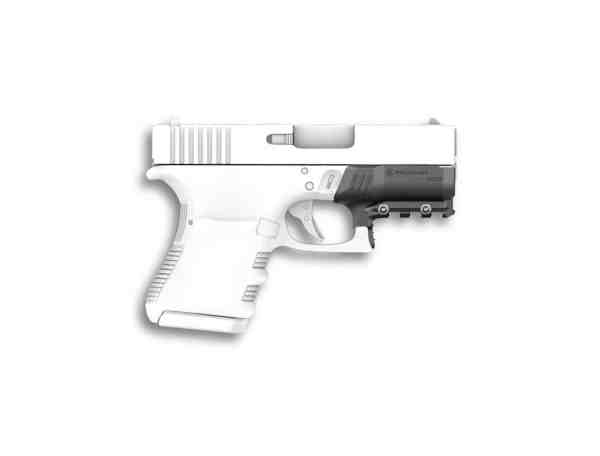 Recover Tactical - Glock 26 Compact Picatinny Rail