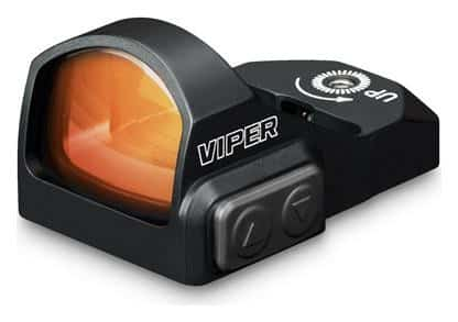 Vortex VRD-6 VIPER 6 MOA Bright Red Dot With Picatinny Mount For Handguns