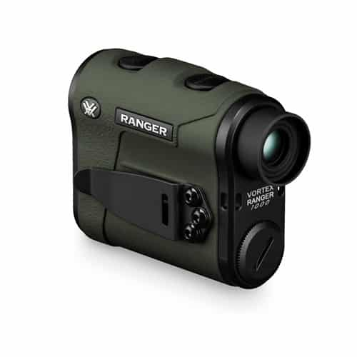 RRF-101 Vortex Optics Ranger 1000 Range Finder With HCD And Effective Hunting Range Of 11-500 Yards With 6x Magnification - Discontinued