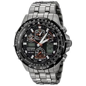 Citizen JY0010-50E Eco-Drive Skyhawk A-T Titanium Watch
