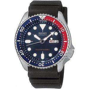 Seiko Divers Automatic Deep Blue Dial Men's Watch