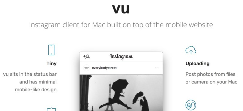Vu for Mac