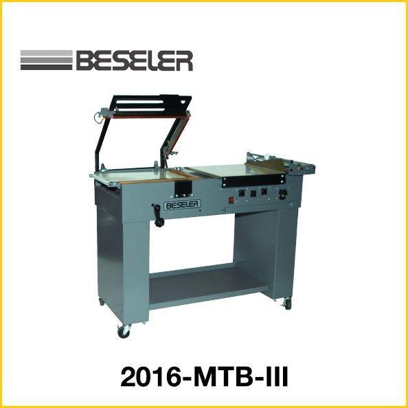 BESELER 2016-MTB-III L-BAR SEALER