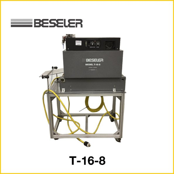 Beseler T-16-8 Heat Shrink Tunnel