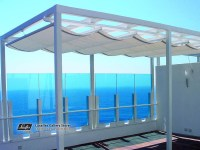 The Pergola Canopy Fabric Different Designs | Pergola ...