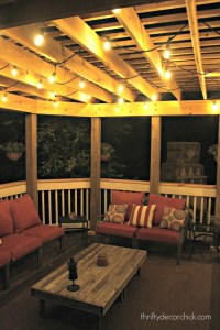 Outdoor Lighting For Pergolas
