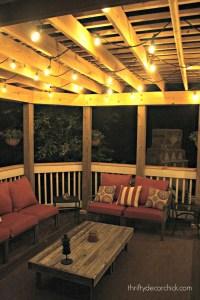 Outdoor Lighting For Pergolas | Lighting Ideas