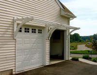 Pergola Over Garage Door Kits | Pergola Design Ideas