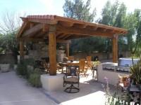 Pergola With Roof Covered   Pergola Design Ideas