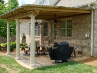 Retractable Pergola Rain Cover | Pergola Design Ideas