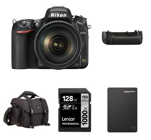 Best Nikon D750 Bundles and Deals in 2018 | Best Photography Gear