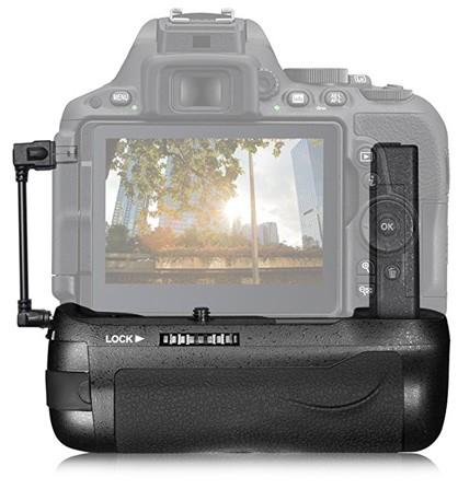 Best Battery Grip for Nikon D5600 | Best Photography Gear