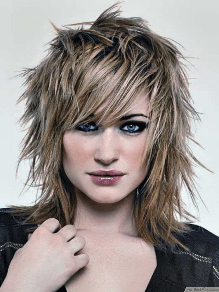 10 Unique Punk Hairstyles For Girls In 2017 BestPickr