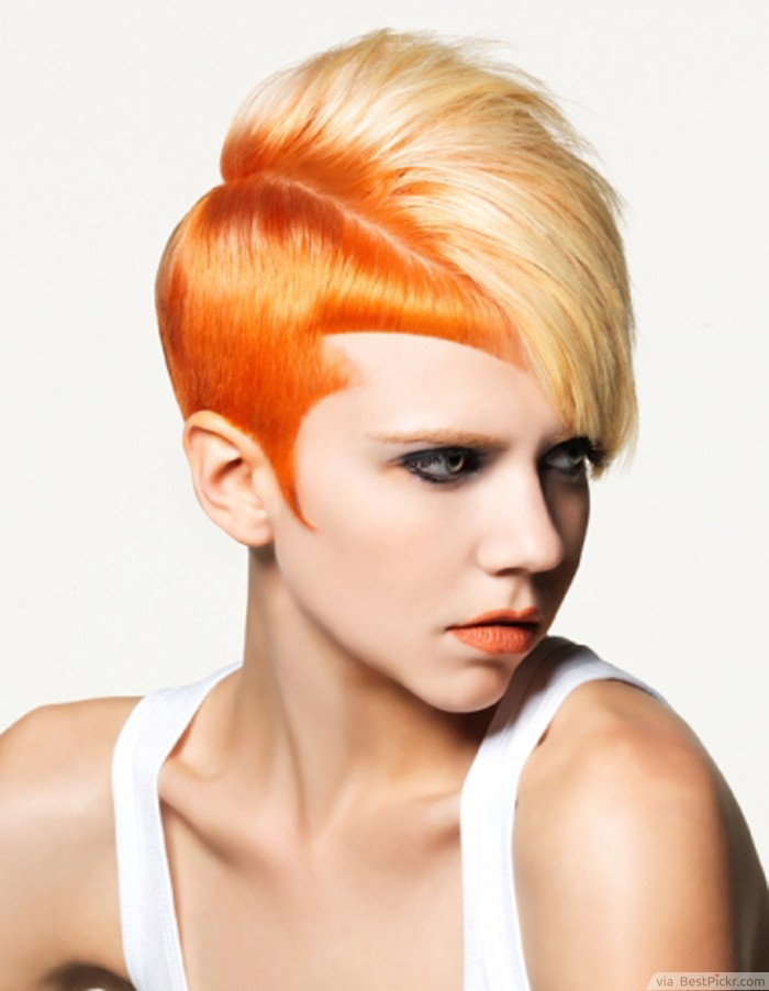 Womens Punk Hairstyles Short Hair Page 1