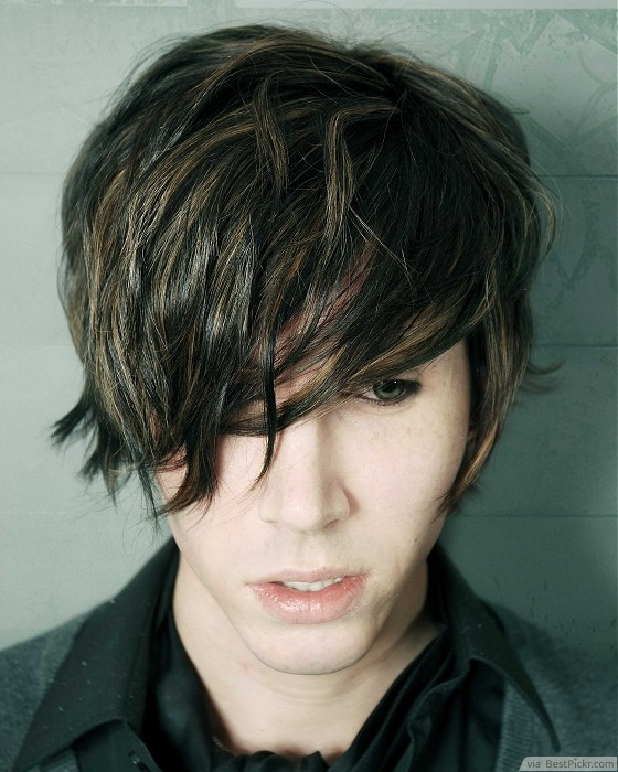10 Best Short Emo Hairstyles For Guys In 2017 BestPickr