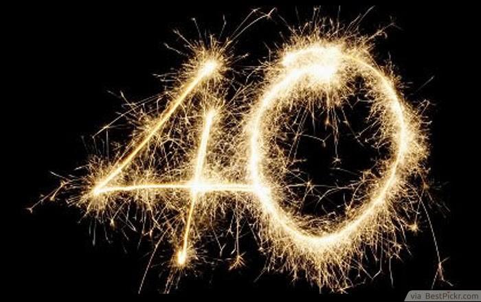 10 surprise 40th birthday