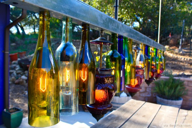 7 Great Outdoor Party Lighting Ideas Even Kids Can DIY At Home