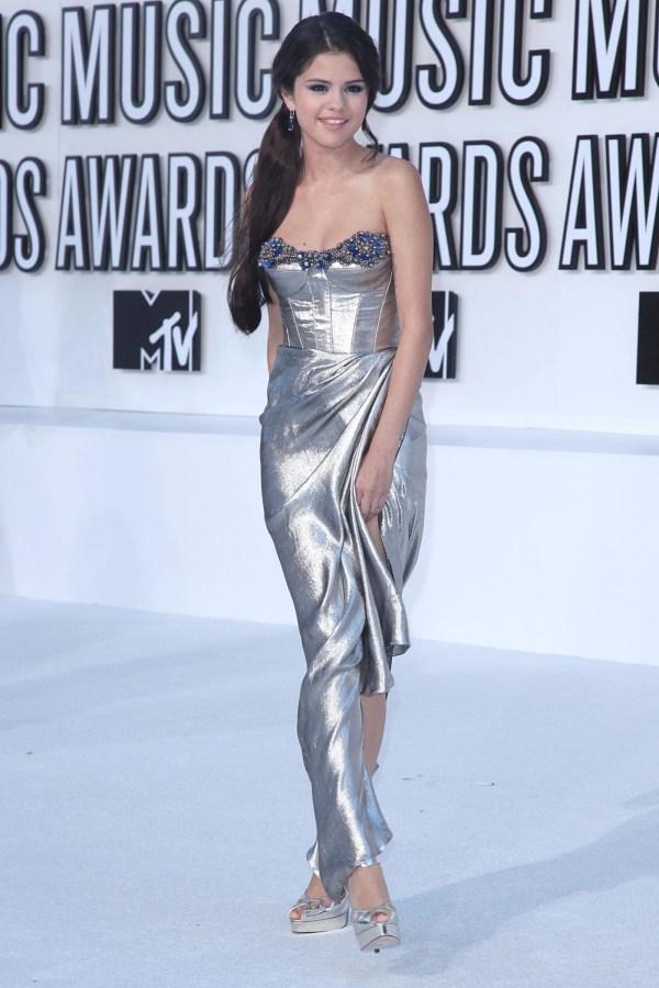 Selena Gomez MTV Video Music Awards 2010 Best Picture