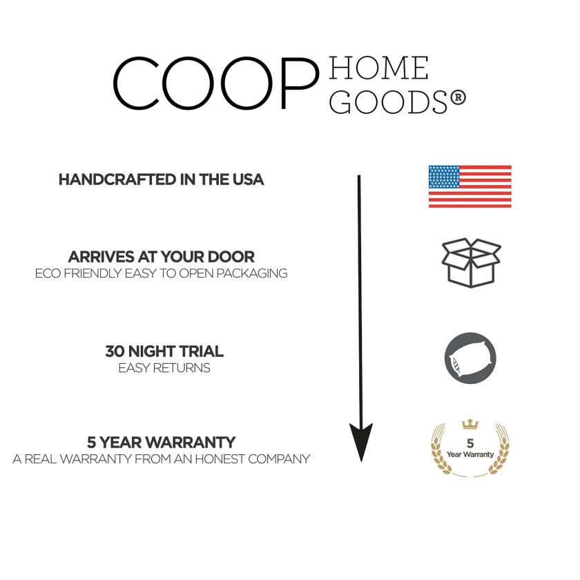 Coop Home Goods feature list
