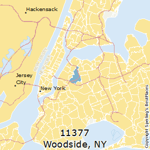 Best Places To Live In Woodside (zip 11377), New York