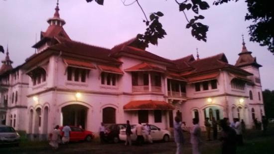 visiting places in thiruvananthapuram