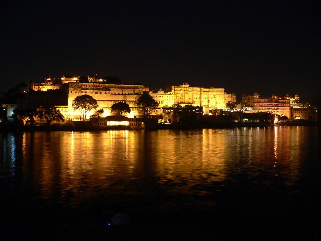 Udaipur palace, Rajasthan